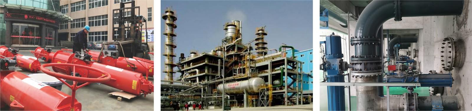 煤化工装置