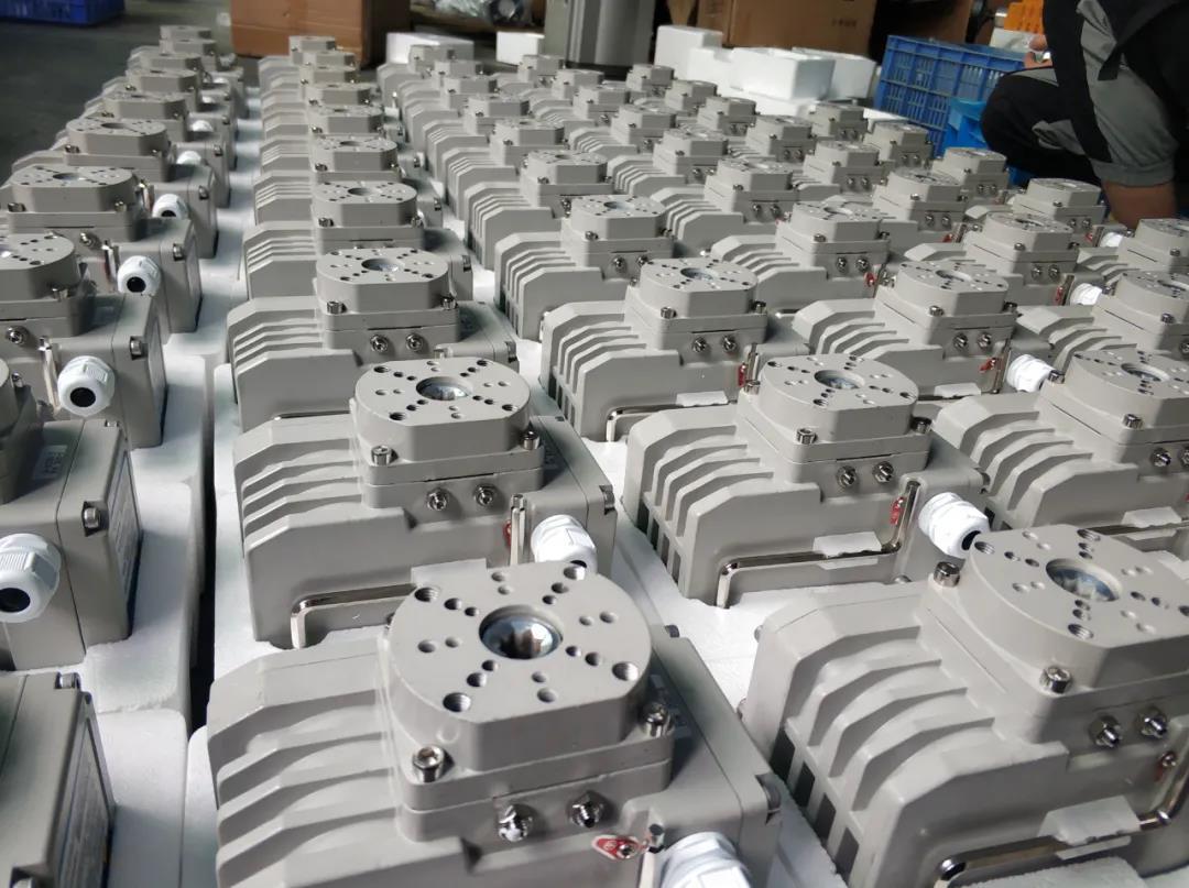 电动执行器适用范围及优缺点介绍